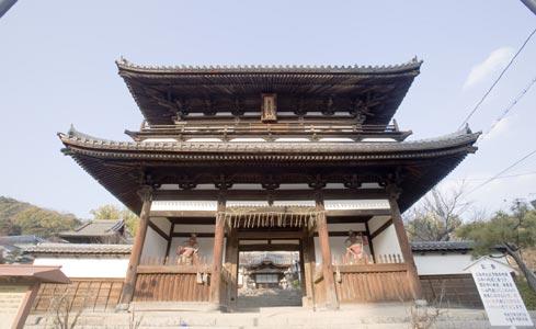 國前寺(被爆建物)