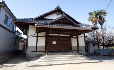 本浦説教所(被爆建物)