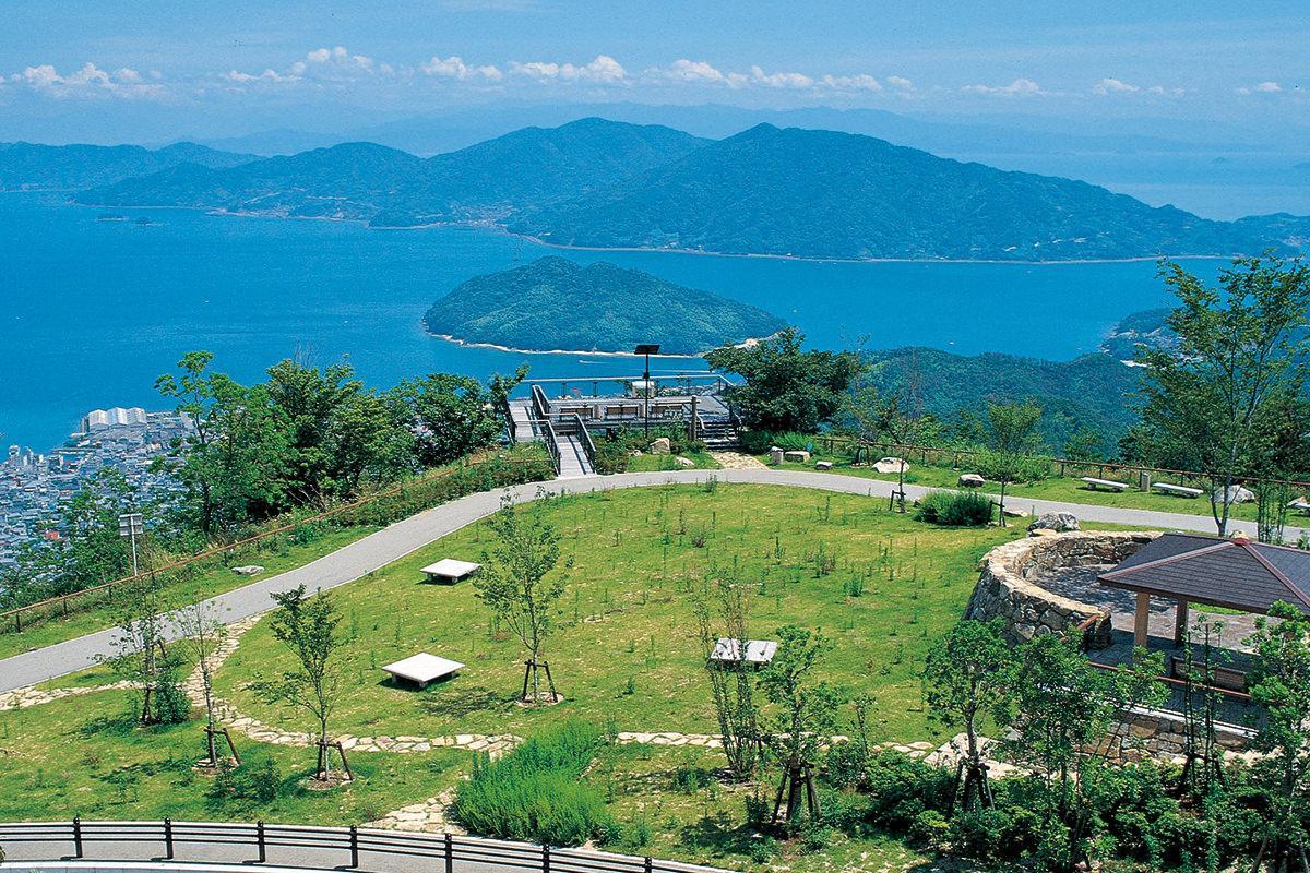 瀬戸内海国立公園野呂山