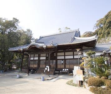 海藏寺・本堂・山門(被爆建物)