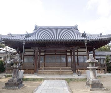 専念寺・本堂・鐘楼(被爆建物)