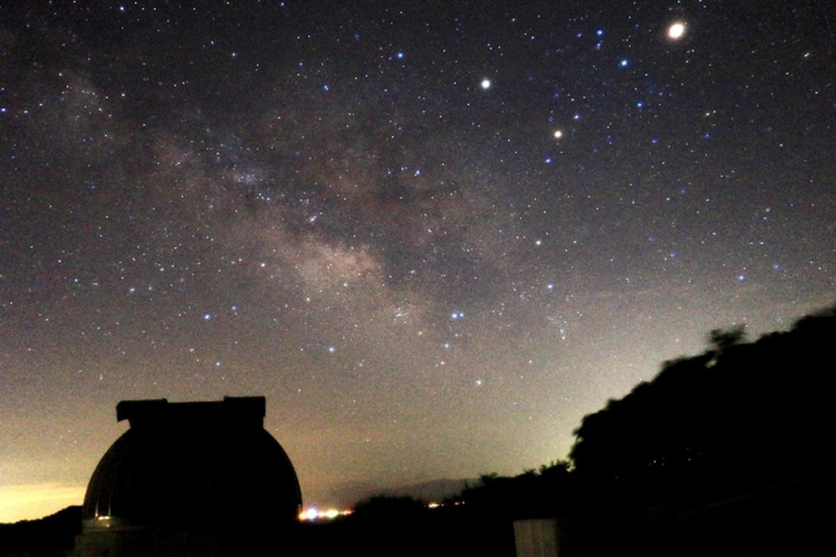 かまがり天体観測館