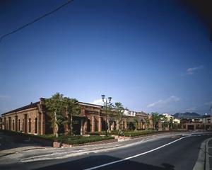 旧宇品陸軍糧秣支廠建物(市重要有形文化財)