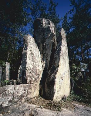 木の宗山銅鐸銅剣出土地(県史跡)