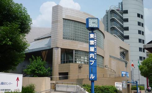 南区スポーツセンター東雲屋内プール