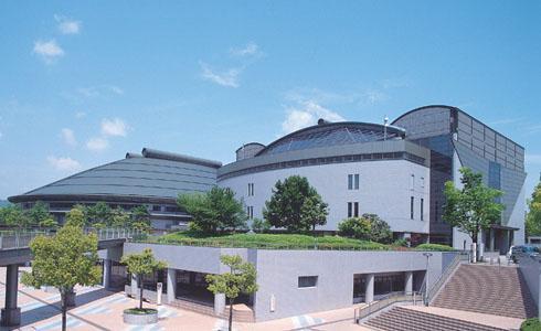県立総合体育館(広島グリーンアリーナ)