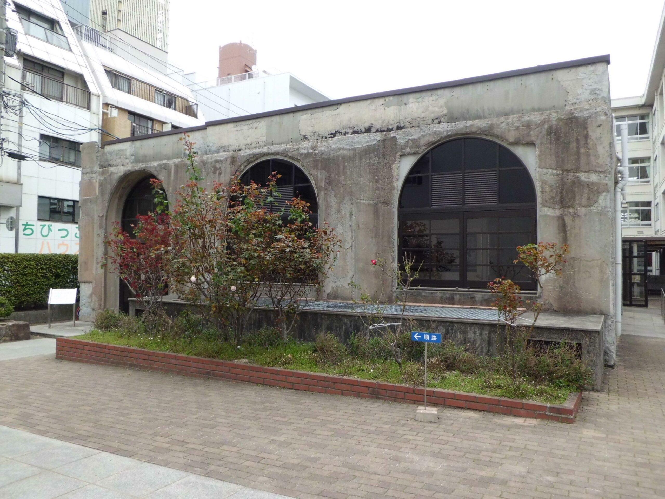 本川小学校平和資料館