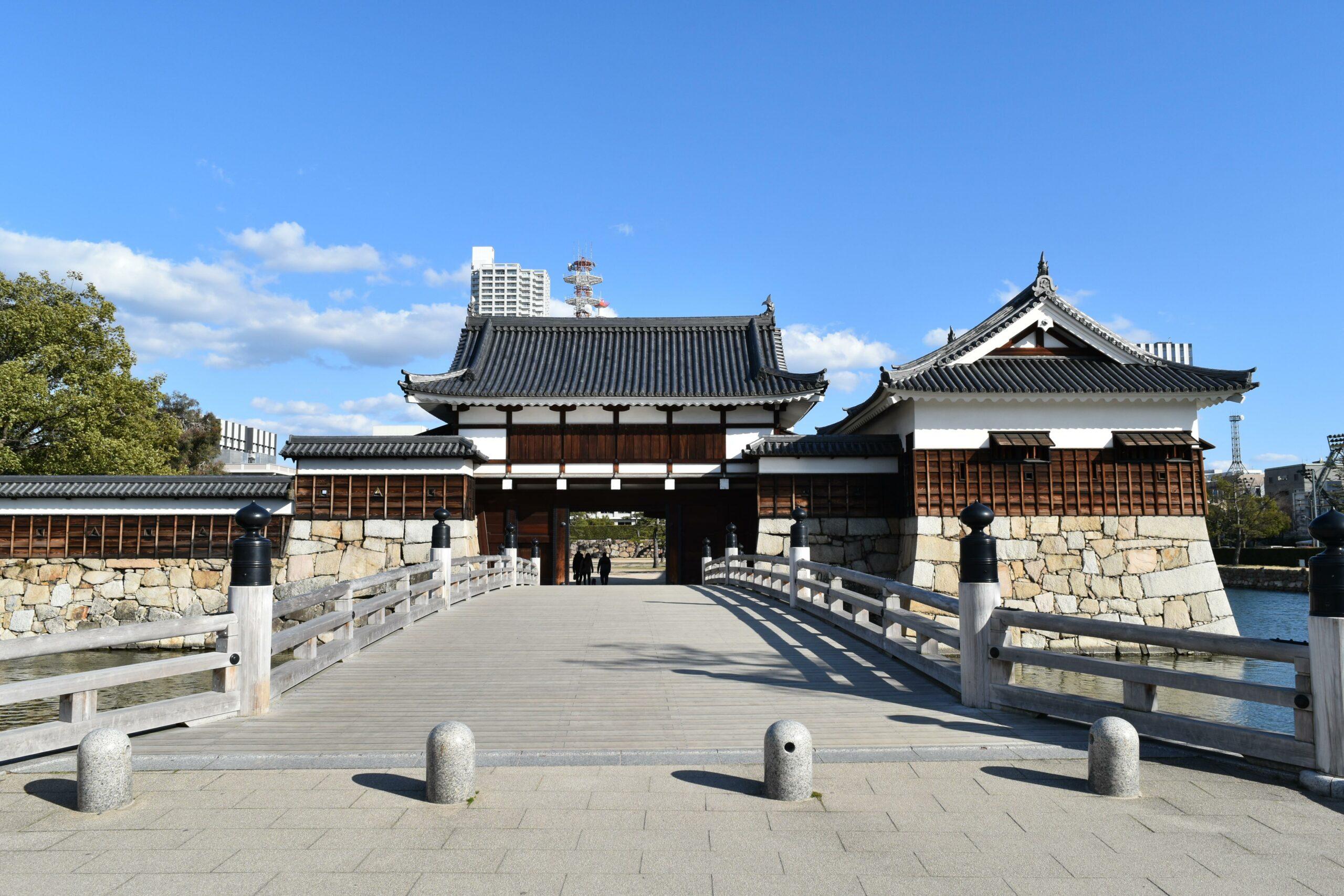 広島城史跡めぐり(広島市)