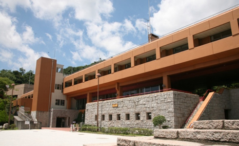 広島市三滝少年自然の家・広島市グリーンスポーツセンター