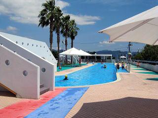 広島市似島臨海少年自然の家海水プール