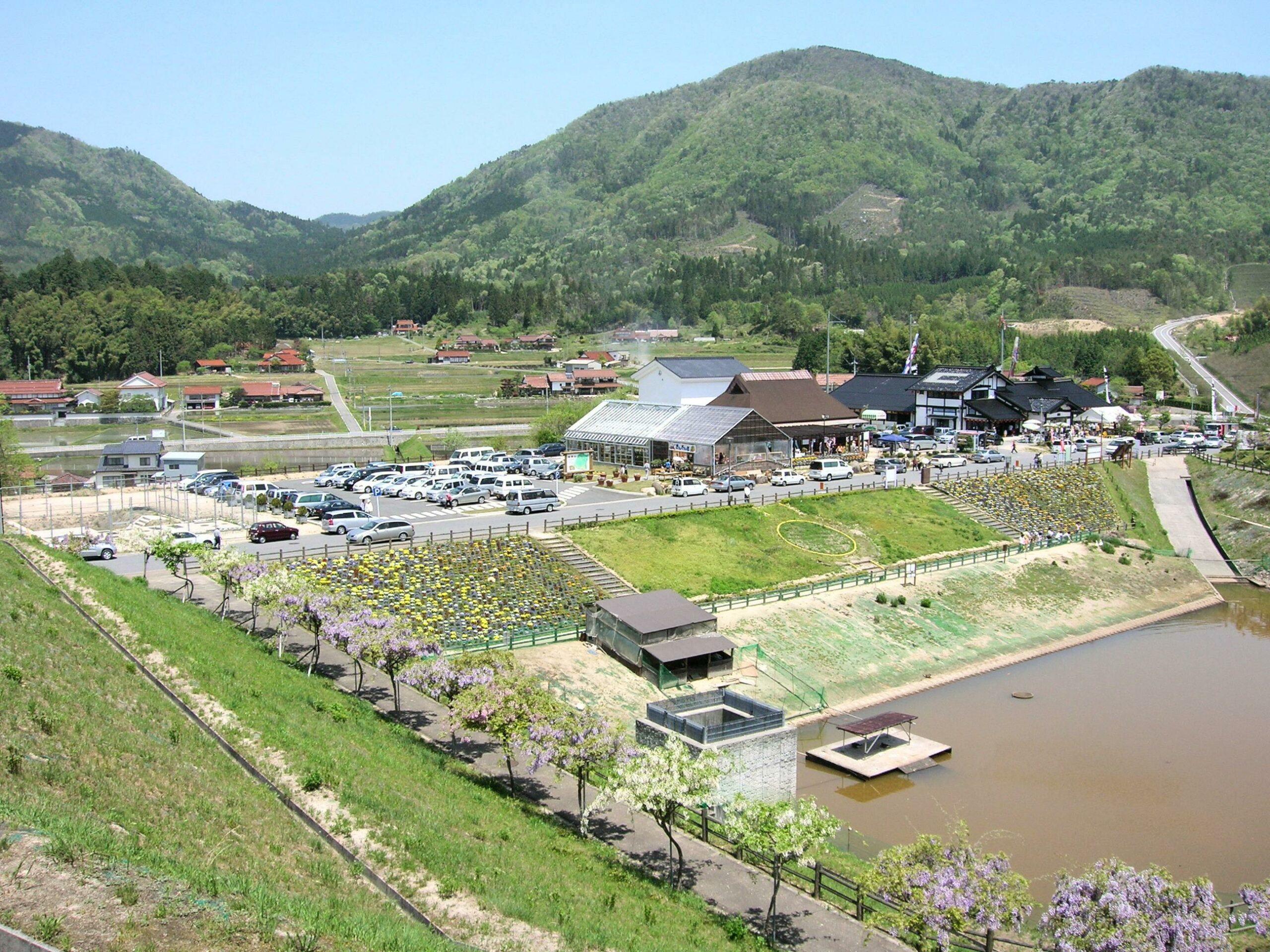 道の駅 豊平どんぐり村(北広島町)