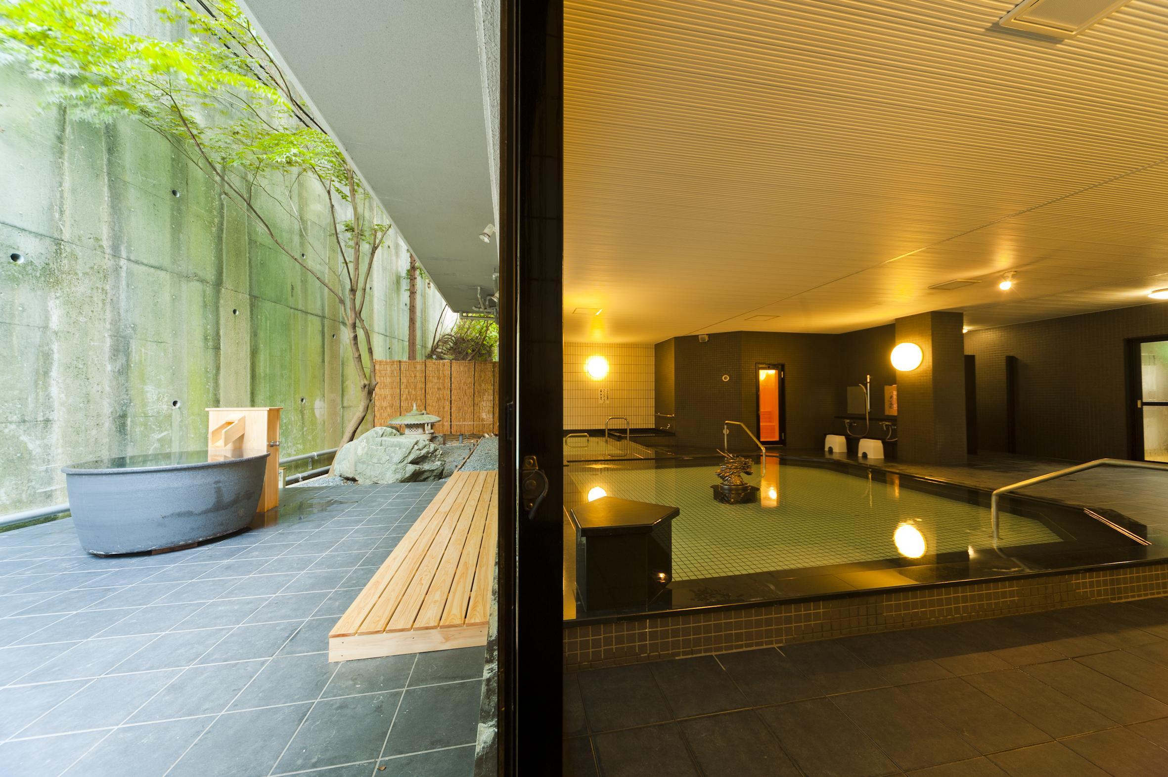 天然温泉 広島北ホテル