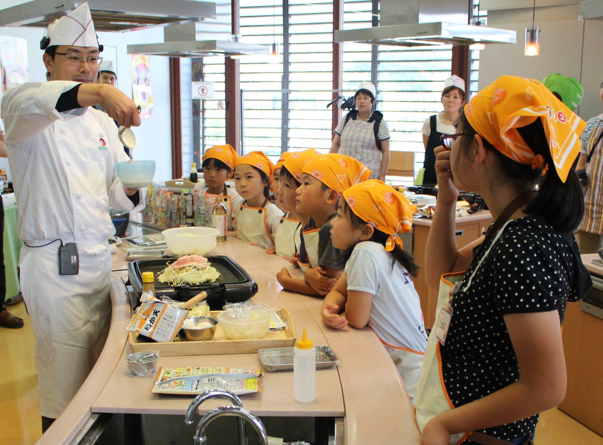 お好み焼の歴史博物館と工場見学 Wood Egg お好み焼館(広島市 )