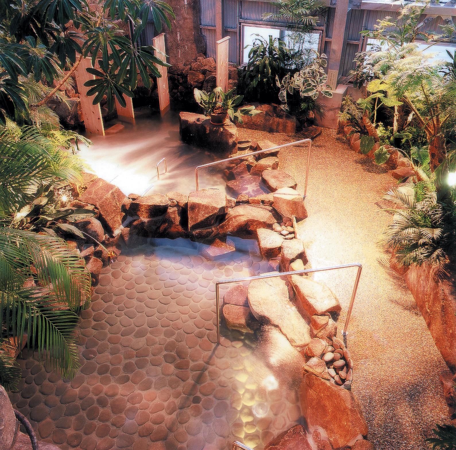 天然温泉・お食事処 さがの海田