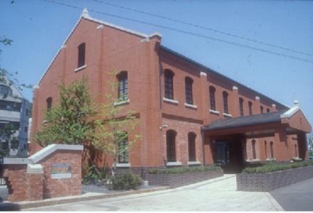 広島大学医学部医学資料館(被爆建物)
