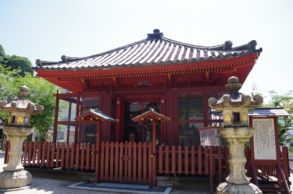 東照宮本地堂(とうしょうぐうほんじどう)(市指定重要有形文化財)