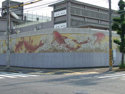 壁画(広島拘置所)