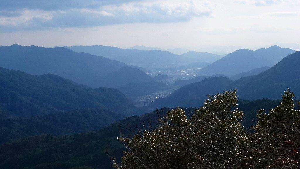 南原峡県立自然公園