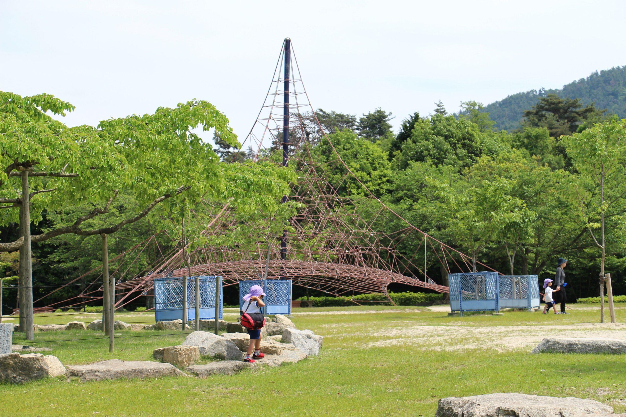 ひろしま遊学の森(広島市森林公園)