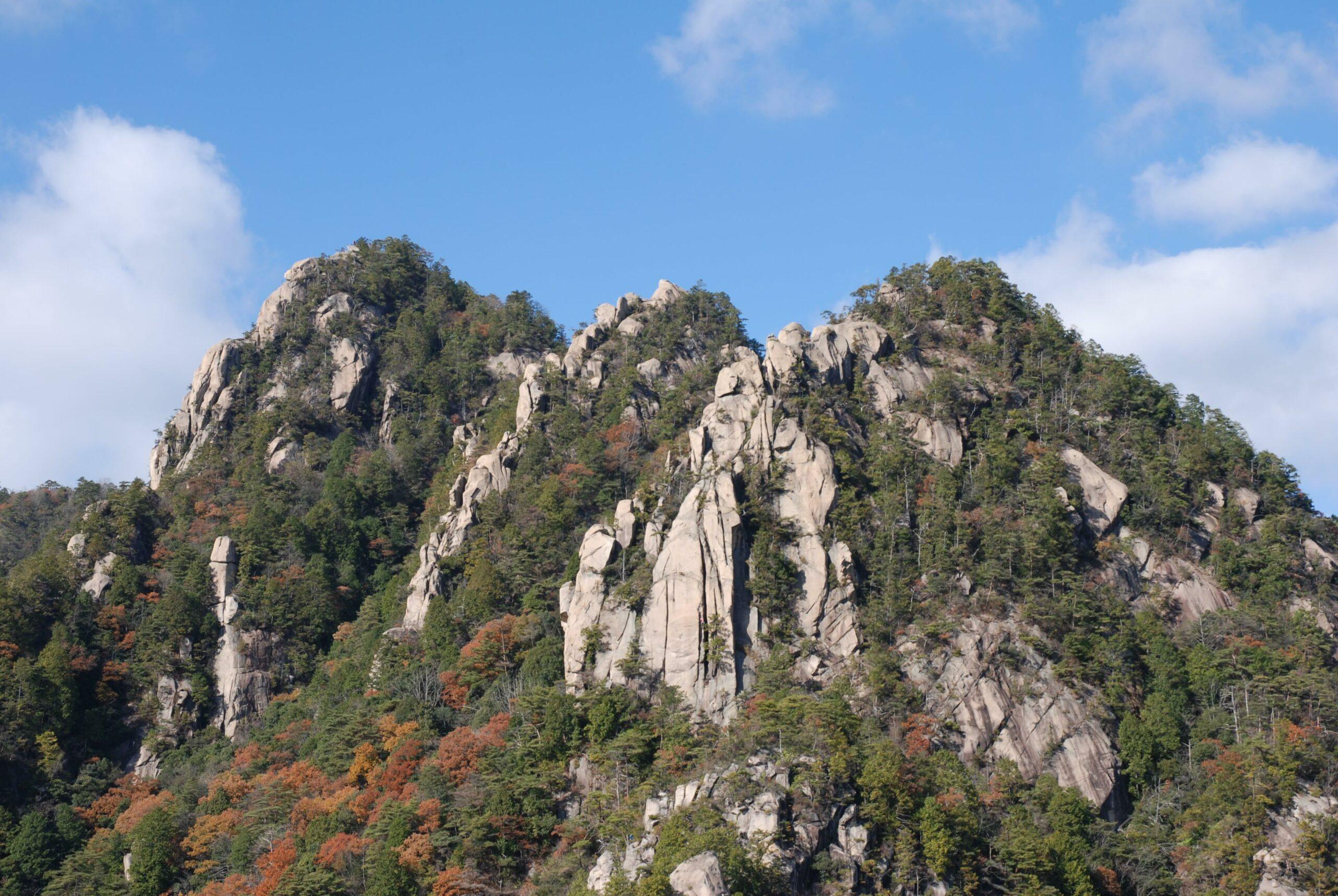 三倉岳県立自然公園