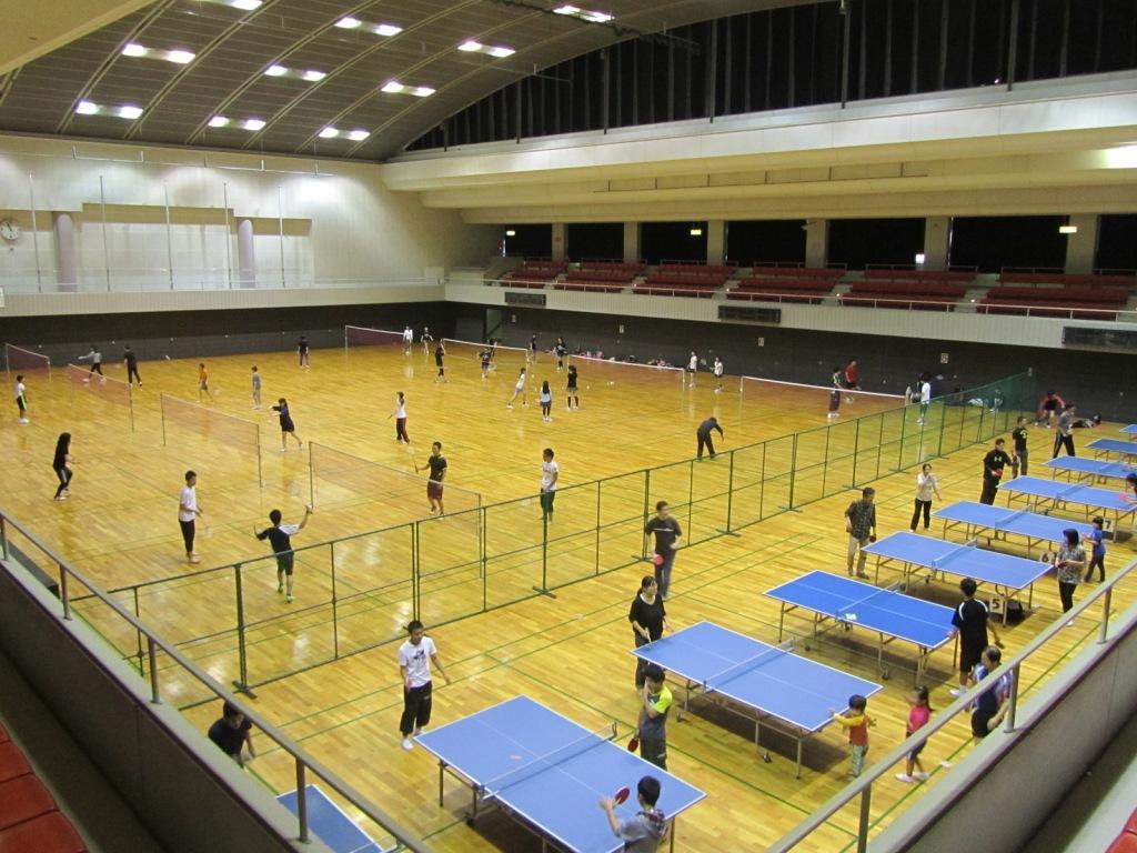 マエダハウジング東区スポーツセンター