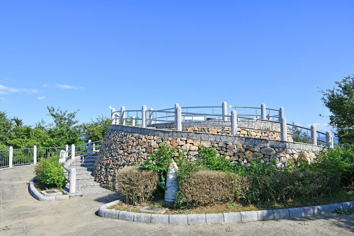 歴史の見える丘公園(呉市)