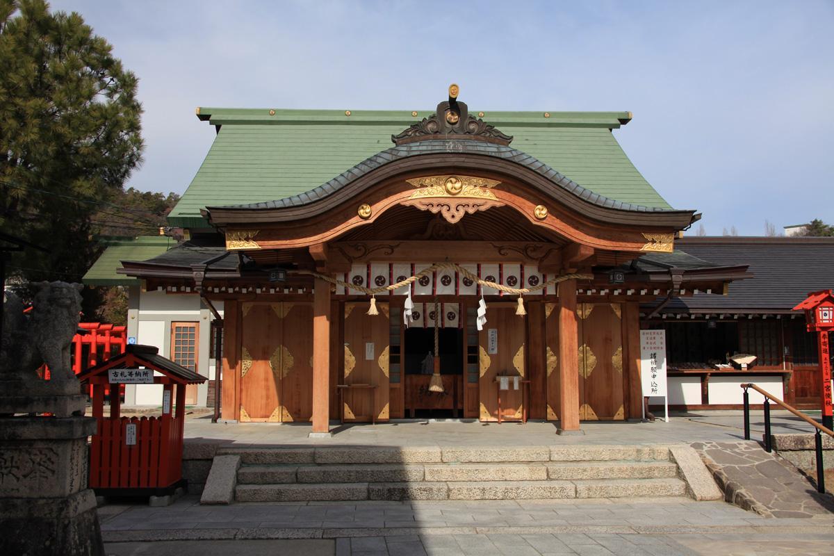 早稲田神社