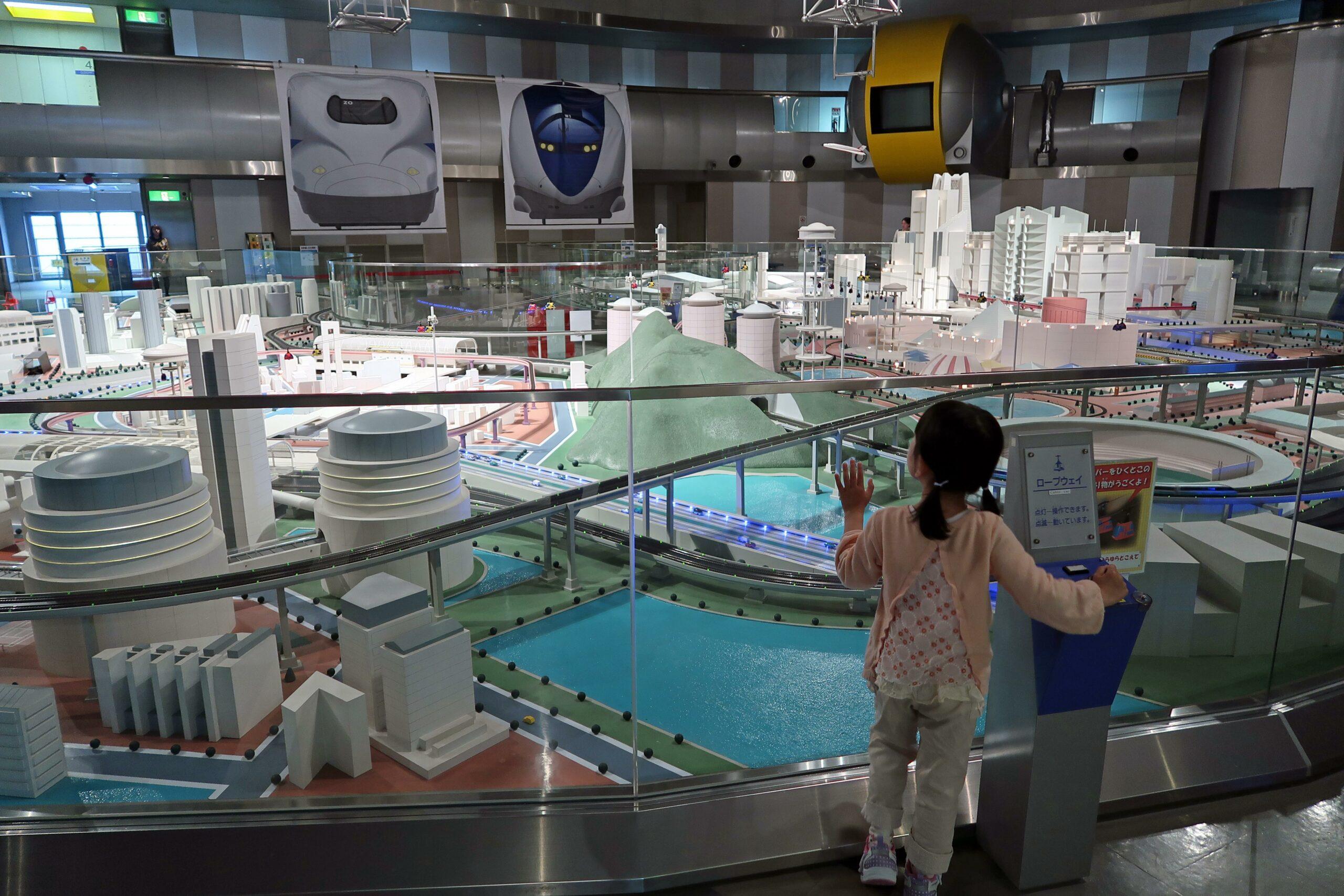 ヌマジ交通ミュージアム(広島市交通科学館)