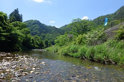 川を楽しむ 鮎・ヤマメ釣り(広島市湯来町)