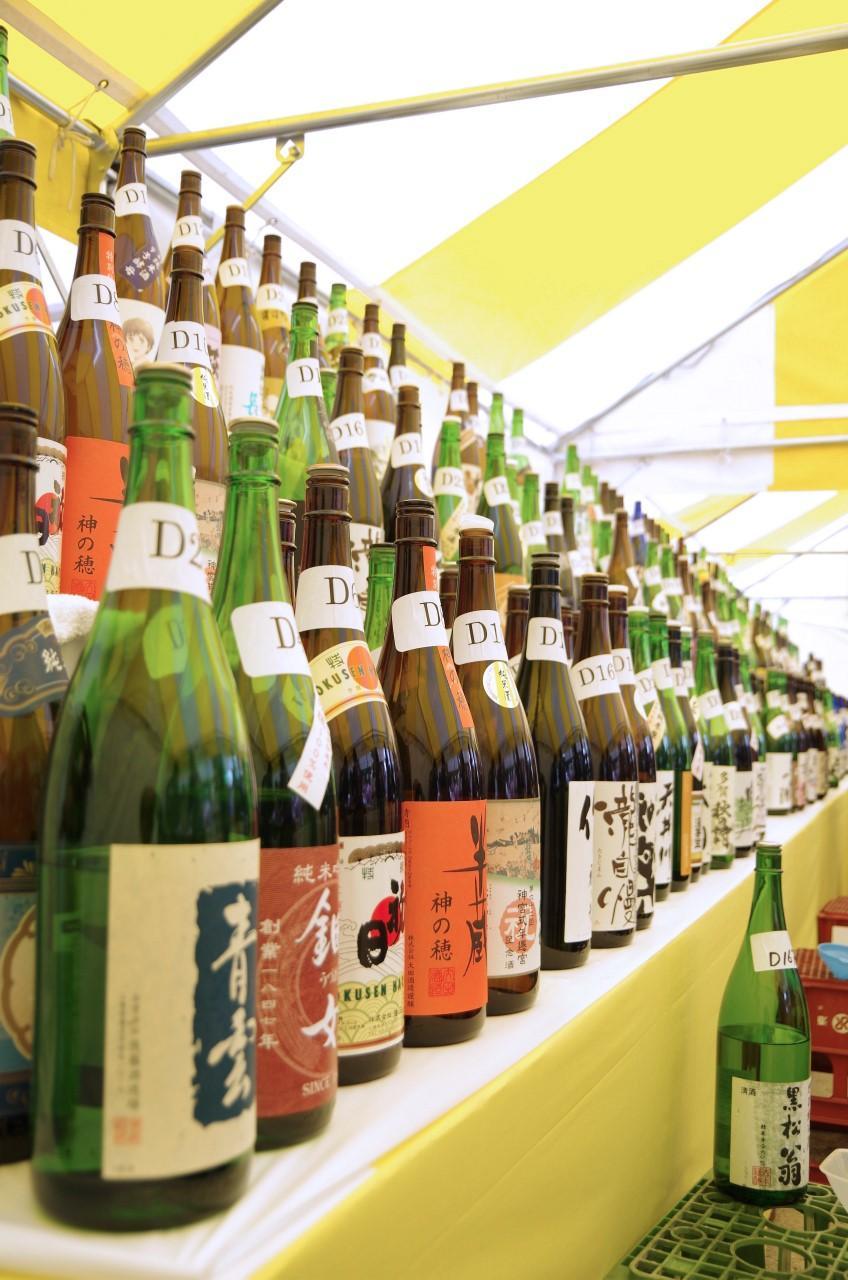 酒まつり(東広島市)