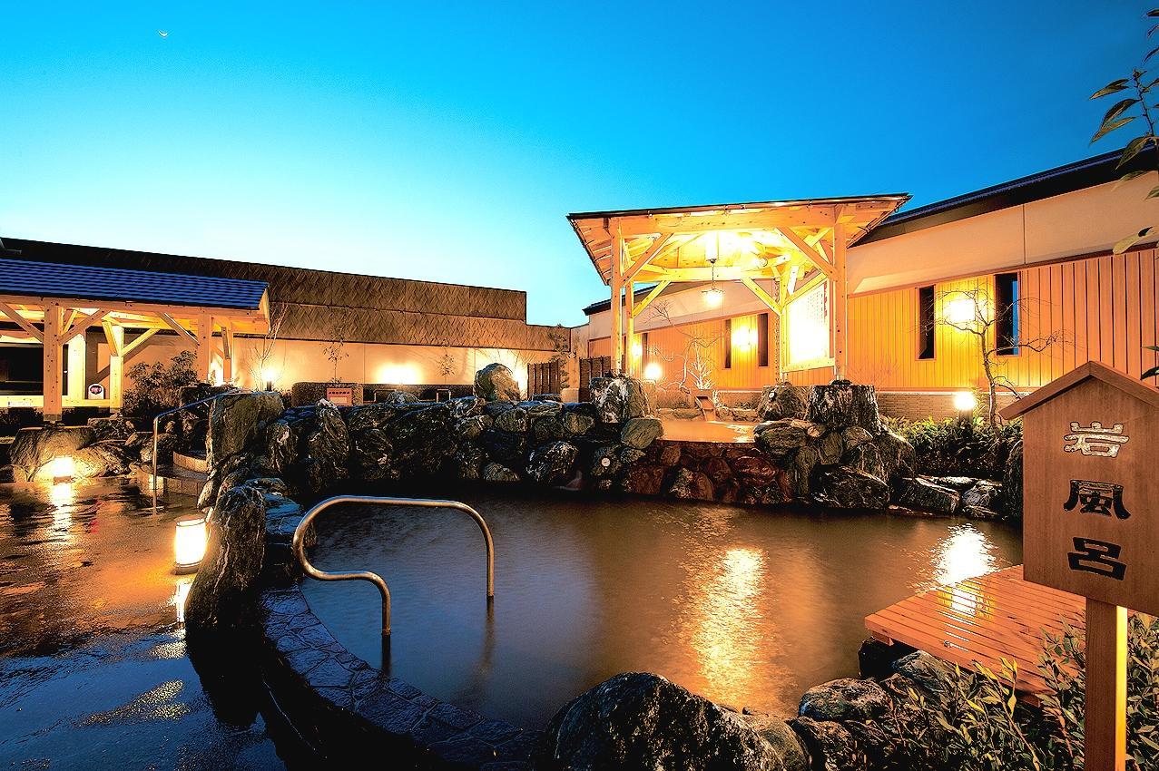 塩屋天然温泉 ほの湯 楽々園