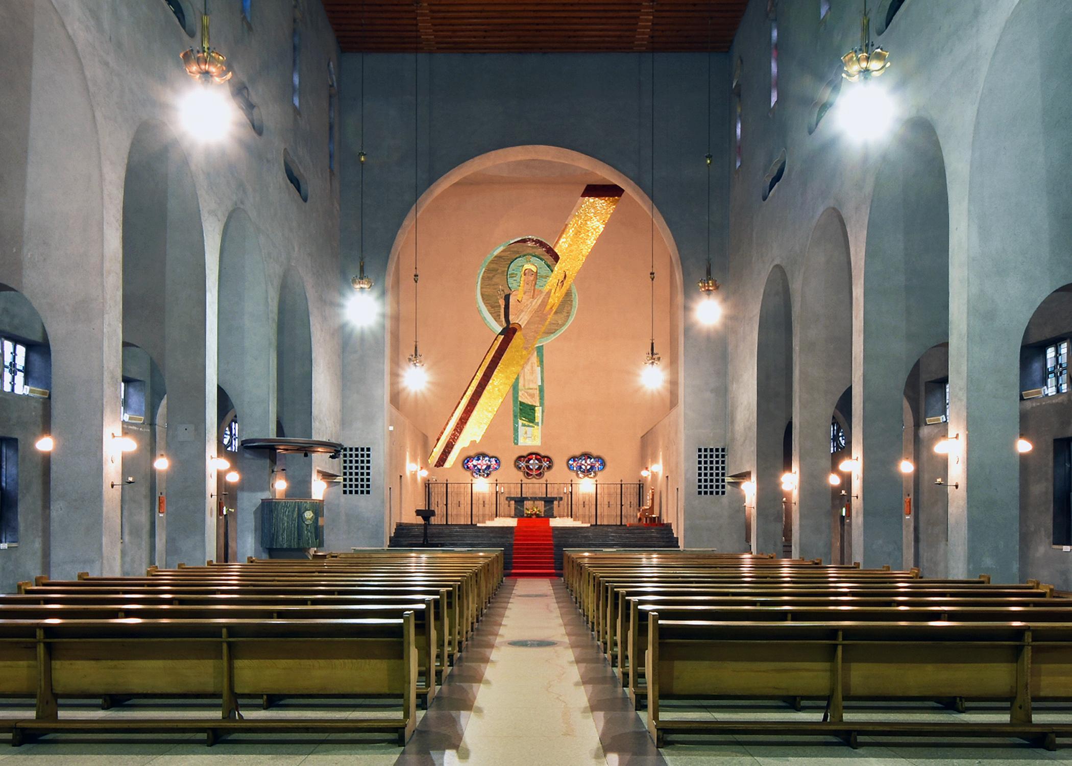 世界平和記念聖堂(重要文化財)